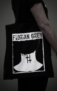 Florian Grey official Merch doublecross neck tattoo bag
