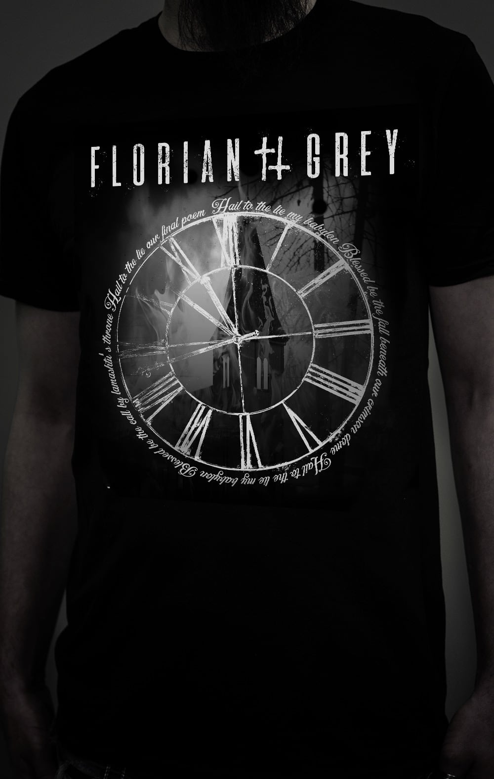 Florian Grey official Merch presale my Babylon shirt
