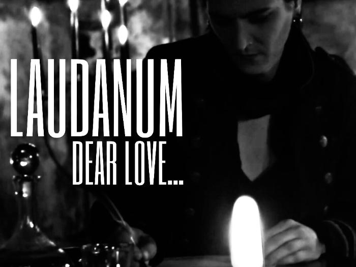 Laudanum Gone Lyrics by Florian Grey
