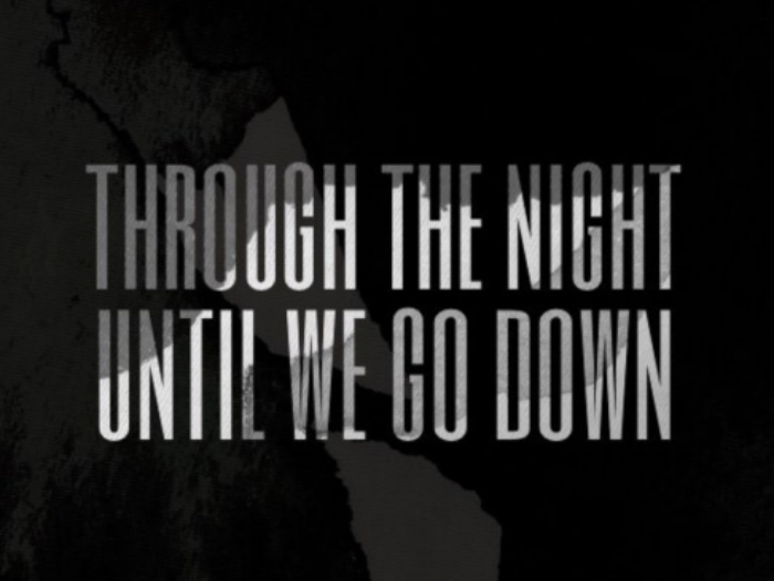 until we go down Ritus Lyrics by Florian Grey