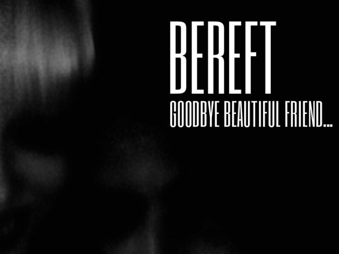 Bereft Ritus Lyrics by Florian Grey