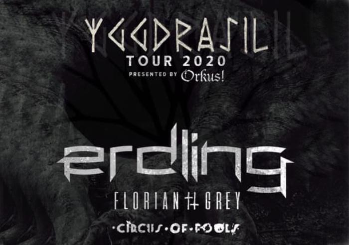 Florian Grey Tour Janur 2020 Erdling
