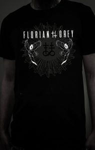 Florian Grey official Merch Bluecifer Shirt