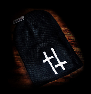 Double Cross Beanie_Florian Grey_Merch_NEW